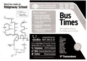 Ridgeway bus service page 2