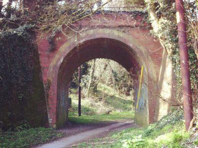 Old bridge in Chiseldon