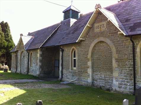 The e Old Chapel, Chiseldon