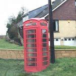 Phone box, Chiseldon