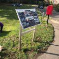 Information board Chiseldon