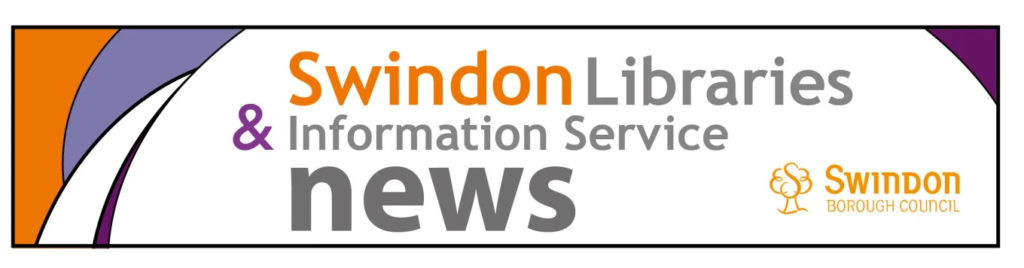 Swindon library and information service logo