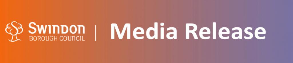Swindon council media release logo