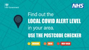 local covid alert level poster