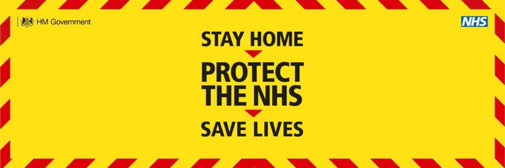 Protect NHS logo