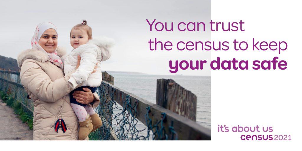Census 2021 advert