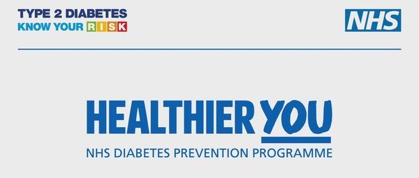 Healthier You NHS Diabetes Prevention Programme.