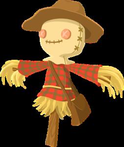 Scarecrow cartoon image